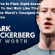 I want to be rich like mark zuckerberg