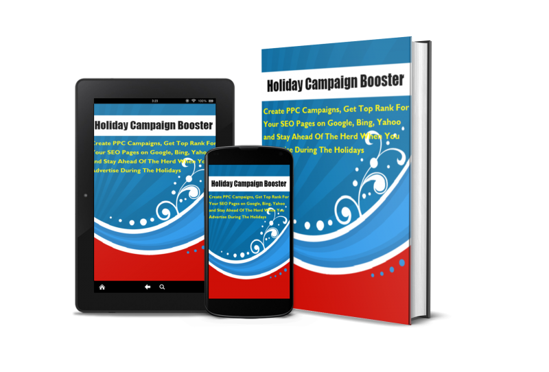 affiliate marketers will earn at least $1940 from promoting holiday campaign booster 3.0